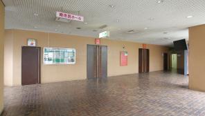 ホール写真