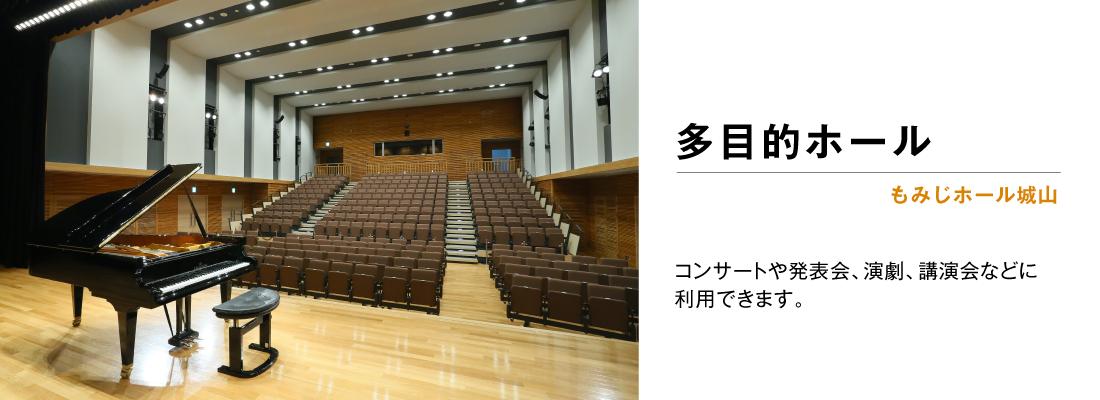 多目的ホール(コンサート利用)